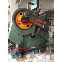 裁断机平面压机选用贝尔金BK-R气浮式减震垫隔震器