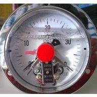 汾阳轴向磁助式耐震电接点压力表 yn-100耐震压力表哪家好