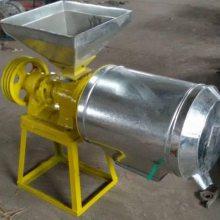 信达多用途小麦瓜干磨面机 低耗能家用小型玉米高粱电动锥式磨面机