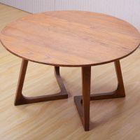 海德利简约现代实木餐桌小户型家用吃饭桌子定制实木餐桌