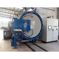 ACME|顶立科技 高压气淬炉 真空炉 卧式双室真空高压气淬炉