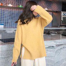 哪里批发毛衣韩版女装羊毛衫套头毛衣批发库存毛衣便宜处理清货2元