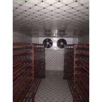 枣庄海鲜机、济宁海鲜机(海鲜水产冷库)安装、冷藏保鲜冷库建设