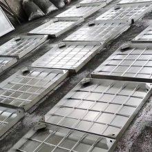 销售不锈钢污水电力井盖 阀门 工程用井盖 700*700 金聚进厂家