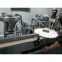 常压 灌装机_优选虎越包装机械_安装方便_性能稳定灌装 液体