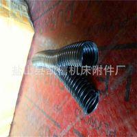 供应尼龙波纹管 穿线管接头 尼龙软管直插式接头 机床冷却管