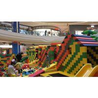 厂家直销大型积木室内外商场中庭位置大型堆砌儿童epp玩具大积木
