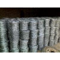 济宁果园园林带刺防护网 济宁刺铁丝隔离栅 园林刺绳护栏网