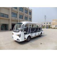 14座电动观光车,北京故都旅游观光车,四轮电动游览车