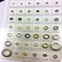 鸡眼气眼 3mm 3.5mm 4mm 4.5mm 5mm 5.5mm 6mm 铜扣铁扣铝扣