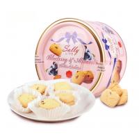 河北制罐厂定制曲奇饼干礼品包装盒马口铁罐定制批发