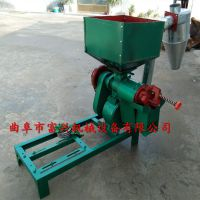 330型谷物脱壳机 辊式稻谷碾米机 家用稻谷打米机批发