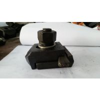焊接的SWJK-QU100轨道压板、SWJK-QU100压轨器