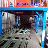 fs免拆一体板设备复合保温外模板生产线 专业设备报价鲁辉机械