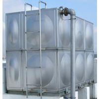 供应不锈钢水箱 型号齐全可定制 304组合式拼装水箱