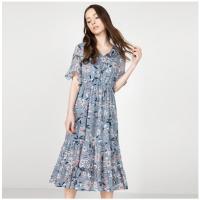 西子恋 厂家直销一手女装货源走份批发 大码女装连衣裙