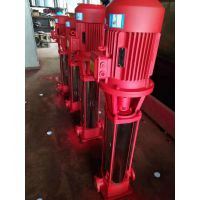 上海贝德泵业XBD3.5/5G-GDL 5.5KW外包不锈钢多级CCCF消防泵