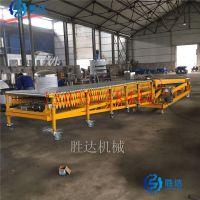 上海定做移动小型装车卸货机快递包裹分拣传送带自动液压升降装车机