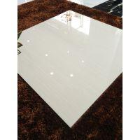 佛山瓷砖厂家直销800*800白色线石抛光砖工程木纹地板砖