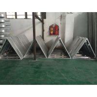 德普龙彩色镂空铝单板三角形框架多少钱一只?