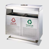 昆明不锈钢垃圾桶批发 垃圾桶品种齐 款式多样 产品新颖 厂家直销 现货供应