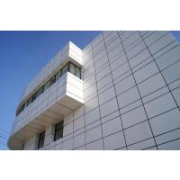 武汉防火防潮优质氟碳幕墙铝单板明框