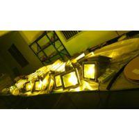 广顺直销街道照树圆型10W投 射灯 大功率LED10W绿光投射灯