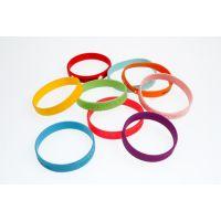硅胶离子能量项圈厂家浅析硅胶手环是否环保