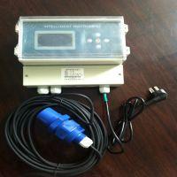 矩形槽专用TD-5D超声波明渠流量计