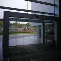 深圳福田迎利办公室玻璃自动门整套门定做及维修