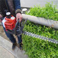 双面汽油动力绿篱机 公路绿植修剪绿篱机