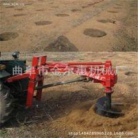 昭通大棚立柱挖坑机 吕梁种植杨树挖坑机 衡水大旋转力钻洞机