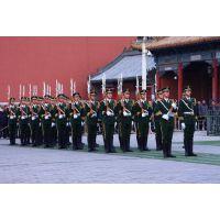 56式半礼宾玩具橡胶模型影视演出舞台表演道具收藏国旗护卫队