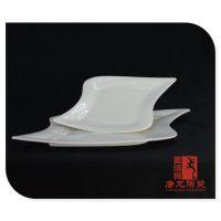 宴会餐具创意定做 景德镇酒店陶瓷餐具厂家