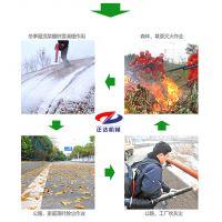 清理碎石尘土道路清扫机正达牌