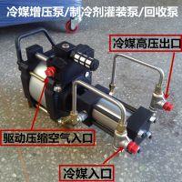 制冷剂加注泵 氟利昂高压灌装泵RP04-06