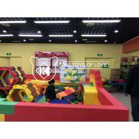 EPPTOY积木乐园 商场中庭益智积木 幼儿园游乐设备厂家