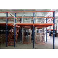 安徽钢结构货架设计规范 阁楼式货架 ZY2018022202 价格便宜