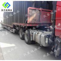 pp30吨模块,代替玻璃钢水箱(玻璃钢蓄水系统)
