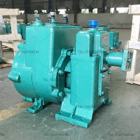 东风洒水车水泵亿丰65QZ50/110S绿化喷洒铸钢洒水泵