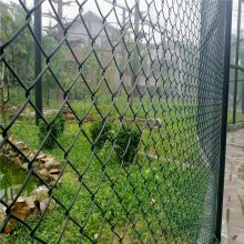 网球场围网厂 篮球场防护网 顺旺勾花围网