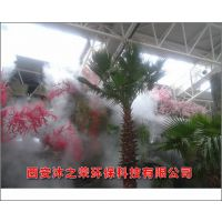 延安街道喷雾除尘 雾森系统 景区造雾供应商
