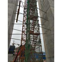 提供香蕉式安全爬梯 承载力强 安全可靠