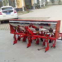 启航新型高粱施肥精播机 陕西省小颗粒菜籽播种机 谷子播种机多少钱