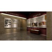 博物馆展厅场景设计 纪念馆场景复原设计