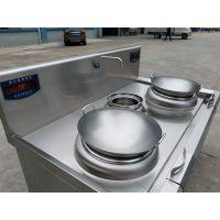 方宁厨房灶具凹炒炉,酒店厨房设备,商用双眼电磁炉制造商