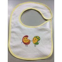 订制婴儿围嘴新生儿纯棉4层纱布宝宝口水巾饭兜不含无荧光剂围嘴