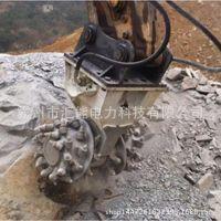 工程外墙用矿山施工用液压岩土铣刨头液压铣挖头铣挖头