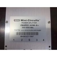 供应ZFRSC-4-842+ MINI-circuit 进口功分器 ZB4PD-6.4