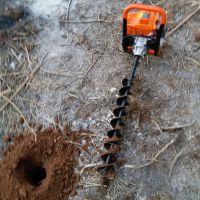 车载式电线杆钻坑机 农用植树挖坑机 电线杆挖坑机多少钱一台
